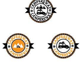 nº 51 pour Design A Camping Logo par shanto38