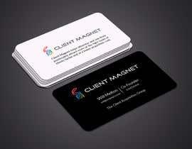 nº 12 pour Design Some Business Cards par WillPower3