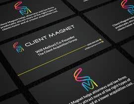 nº 38 pour Design Some Business Cards par WillPower3