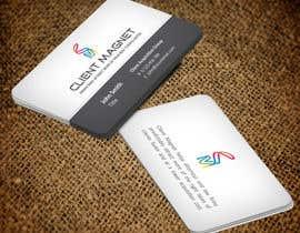 nº 59 pour Design Some Business Cards par flechero