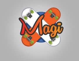 nº 115 pour Design a SkateBoard Logo par shapegallery