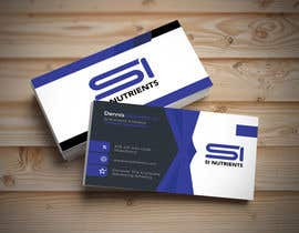 nº 6 pour Design a Promo Card (Business Card size) par firashamila
