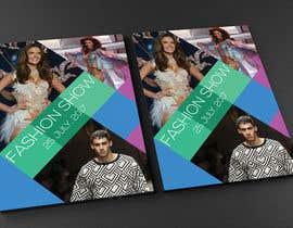 nº 59 pour Design a Flyer for a Fashion Show par akramulk85