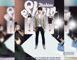 nº 60 pour Design a Flyer for a Fashion Show par joymarma11