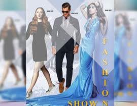 nº 66 pour Design a Flyer for a Fashion Show par reful123