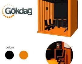 nº 6 pour Exhibiton Stand Design par roxanahosu