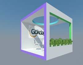 nº 4 pour Exhibiton Stand Design par vzivanovic88