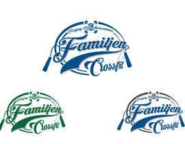 nº 21 pour Logo design Crossfit Gym par Plastmass