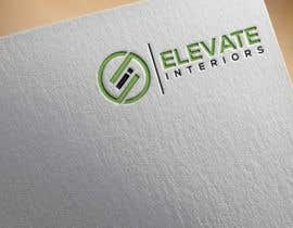 nº 212 pour LOGO DESIGN - Elevate Interiors par Logoplayer