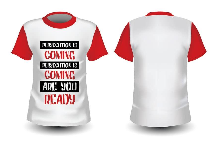 Proposition n°27 du concours Design a T-Shirt@@