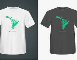 nº 7 pour Diseñar una camiseta par Lancedu