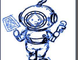 nº 2 pour Clean up a sketch and make a vectored image par usmanpak172