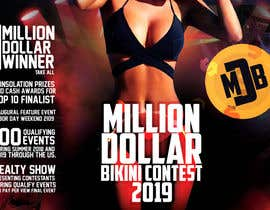murugeshdecign tarafından Bikini Contest web graphics design with logo için no 10