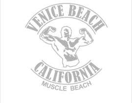 nº 15 pour Create Artwork: Venice Muscle Beach par nasta199630