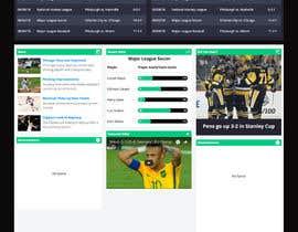 nº 2 pour Design a Website Mockup par cmontgomery2799