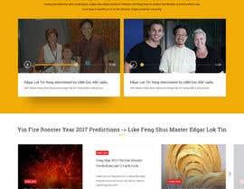 nº 6 pour Design a Website Mockup par nizagen