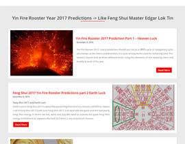 nº 32 pour Design a Website Mockup par satishandsurabhi