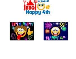 nº 52 pour 4th of July Emoji Design contest! - 10 Emoji submittal par Alaedin