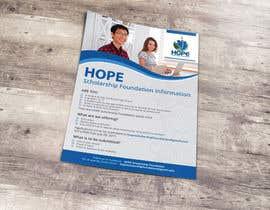 nº 11 pour HOPE Flyer par wephicsdesign