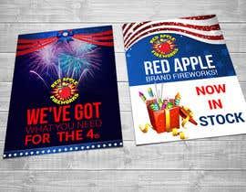 nº 17 pour Fireworks Sales Banners par thranawins