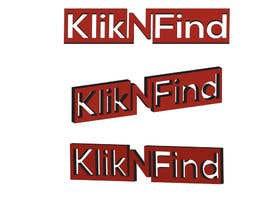 nº 22 pour KliknFind Logo Design par RezaunNobi