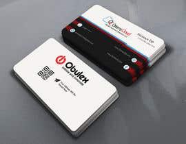 nº 61 pour Design some Business Cards & Optional Logo par Salmandp