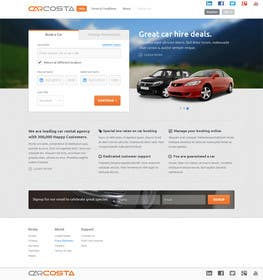 #5 untuk Design a Website Mockup oleh zamanm
