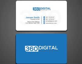 nº 143 pour Business card design par Neamotullah