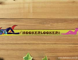 #4 for New logo / header for hookerlooker.biz by SSUM0N