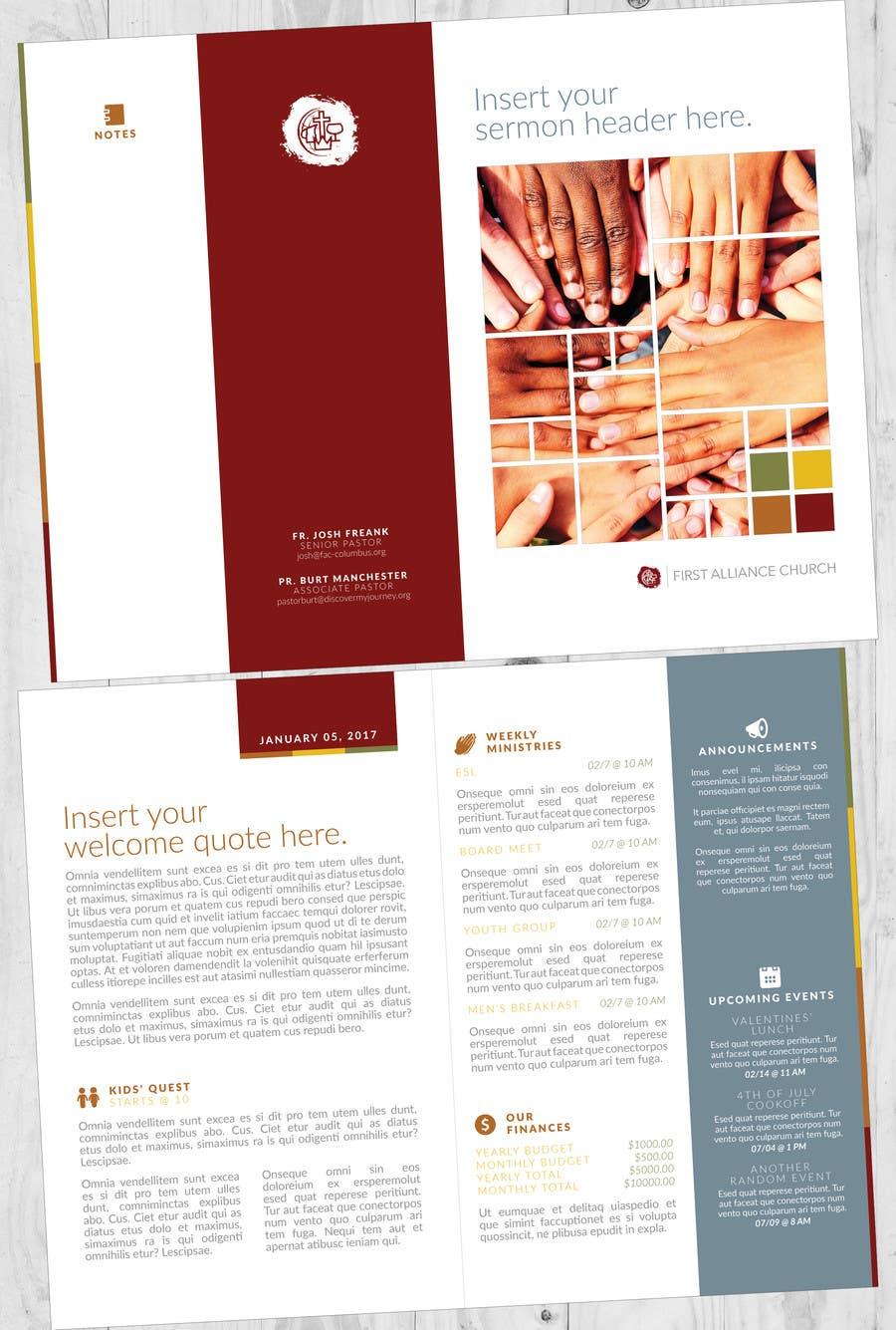 Proposition n°3 du concours scientific brochure