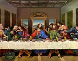 #2 for Illustrate Something parody of the last supper af valz03
