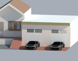nº 3 pour House Exterior Render par lmendez1