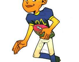 nº 25 pour Illustrator for sports-themed children's book needed par FLiyana