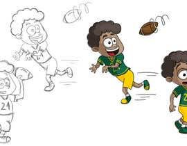 nº 33 pour Illustrator for sports-themed children's book needed par NewSeedStudio17
