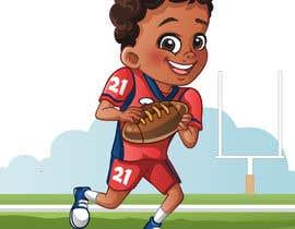 nº 35 pour Illustrator for sports-themed children's book needed par biboofamily