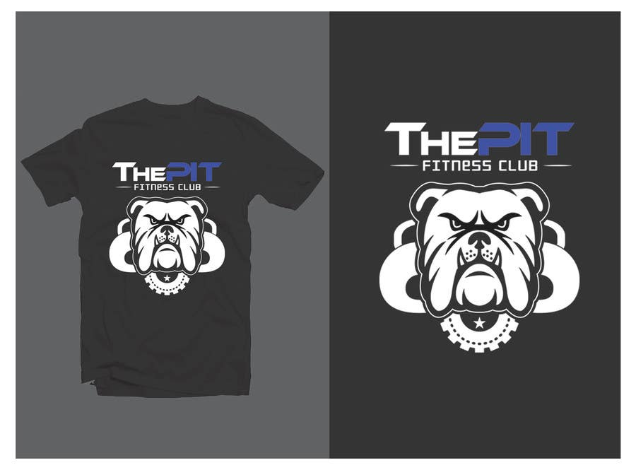Proposition n°91 du concours Design tshirt for fitness gym