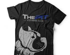 nº 36 pour Design tshirt for fitness gym par DAISYMURGA