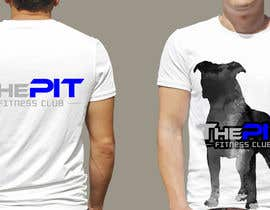 nº 28 pour Design tshirt for fitness gym par Astgh13