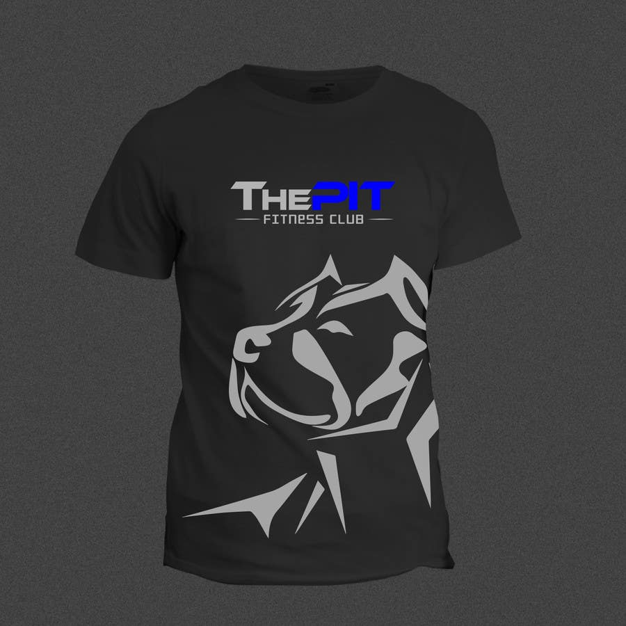 Proposition n°17 du concours Design tshirt for fitness gym