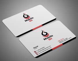 nº 56 pour Design some Business Cards for a Mobile Oil Change Company par DHL007