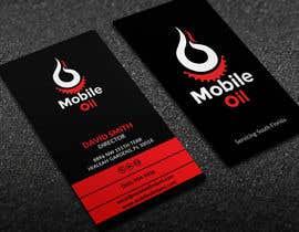 nº 43 pour Design some Business Cards for a Mobile Oil Change Company par mehfuz780