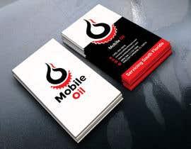 nº 51 pour Design some Business Cards for a Mobile Oil Change Company par ruman254