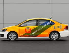 nº 10 pour Car Wrap design par gerardolamus