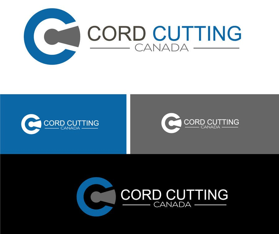 Proposition n°129 du concours Design a Logo for Cord Cutting Canada