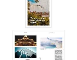 nº 1 pour Design a Magazine layout par abdalaziz90