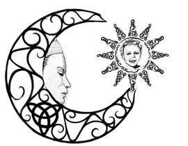 nº 4 pour Design a Personalized Sun-Moon tattoo par daxmar1