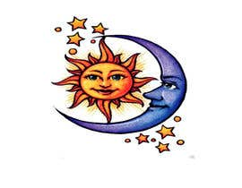 nº 2 pour Design a Personalized Sun-Moon tattoo par designernayma992