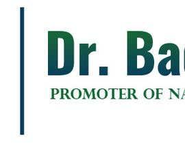 nº 149 pour Design a Logo for Dr. Badanek par anjumonowara