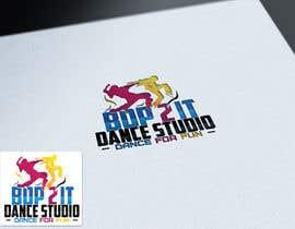 nº 53 pour Logo:- Bop 2 It Dance Studio par infosouhayl