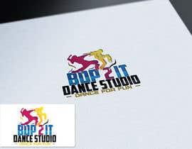 nº 54 pour Logo:- Bop 2 It Dance Studio par infosouhayl